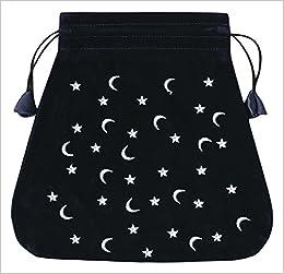 Moon and Stars Velvet Lo Scarabeo Bag Bolsas de Lo Scarabeo ...