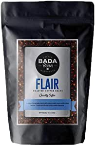 Bada Bean Coffee, Flair, Roasted Beans. Fresh Roasted Daily. Award Winning Speciality Coffee Beans. 500g (Whole Beans)