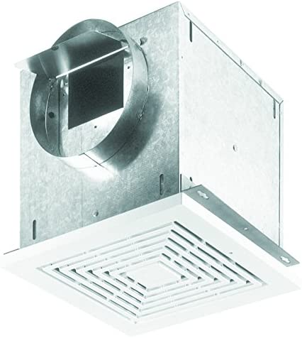 Broan-NuTone Ventilator Fan, 259 CFM 2.2-Sones 120 V, White