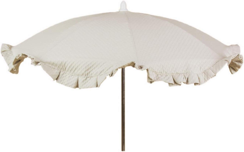 67 cm x 47 cm x 67 cm Fabricado en Piqu/é Camel Sombrilla Universal Rosy