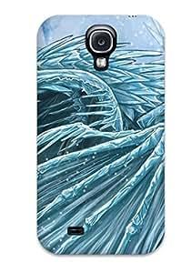 JeffreySCovey YhMsqjb10070jTcjy Case Cover Skin For Galaxy S4 (the Ice Dragon)