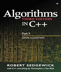 Algorithms in C++ Part 5: Graph Algorithms (3rd Edition): Graph Algorithms Pt.5