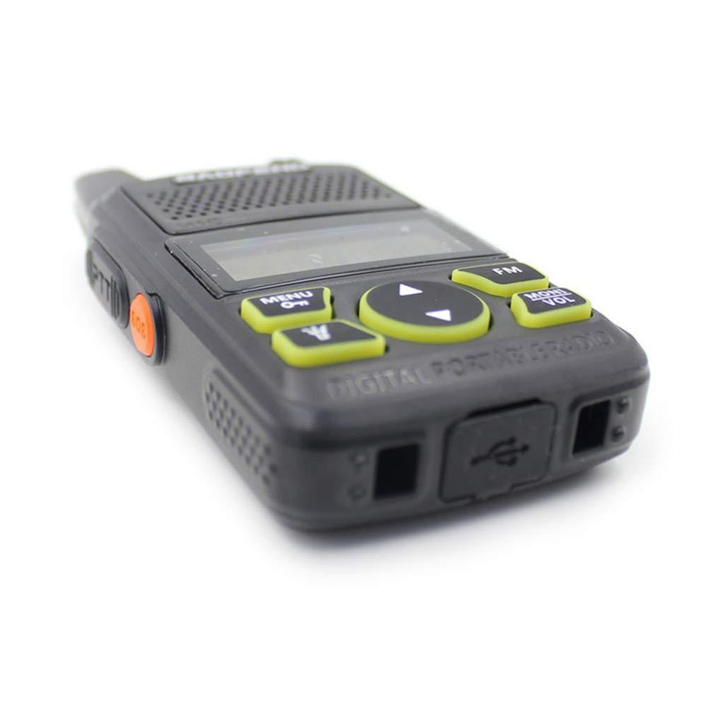Yuly Two Way Radio BF-T1 Walkie Talkie UHF 400-470mhz 20CH Portable Ham FM CB Radio Handheld Transceiver 2pcs/lot BAOFENG T1 Mini by Yuly (Image #5)
