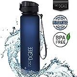720ÂDGREE Tritan Water Bottle, 1000ml, Sapphire