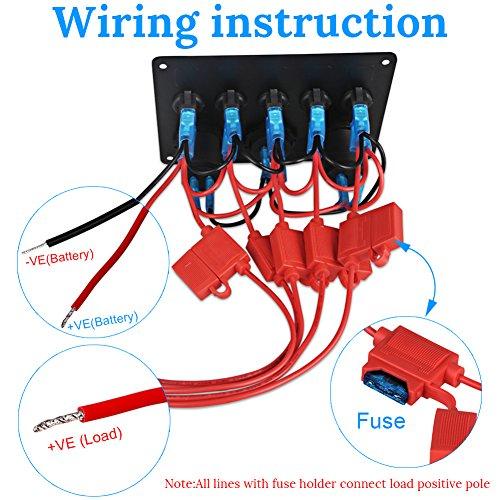 Ip65 toggle switch