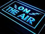 ADVPRO i066-b ON The AIR Radio Recording Studio Light Signs
