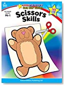 Scissors Skills, Grades PK - 1: Gold Star Edition (Home Workbooks)
