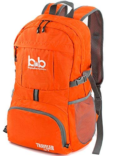 (Mini Backpack - Convertible Backpack – Traveling Backpack – Hiking Bag - Small Backpack - Knapsack for Women - Waterproof Polyester Foldable Daypack - Camping Outdoor Backpacks)