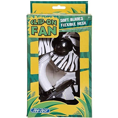 Zebra Dreambaby Strollerbuddy Stroller Fan
