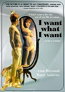 I Want What I Want [Import]
