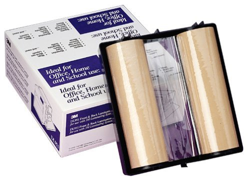 Roll Laminating Machine (Scotch DL955 Refill Rolls for Heat-Free 9 Laminating Machines,)