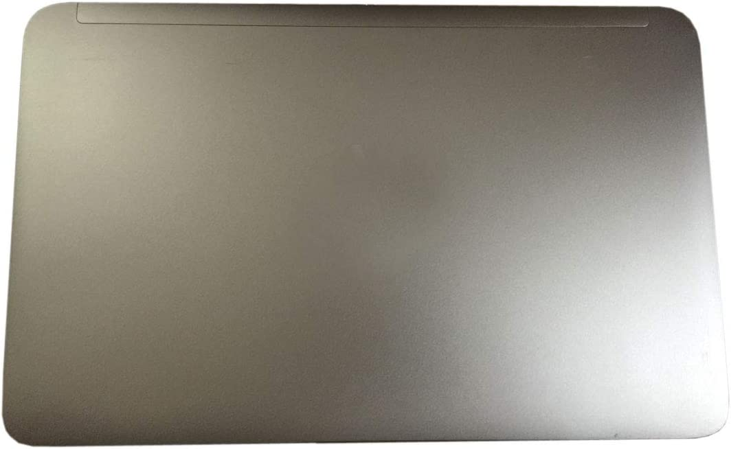 GAOCHENG Laptop LCD Top Cover for DELL XPS 17 L701X L702X P09E Silver with Hinge 32GM7LCWI40 076RGV 76RGV Back Cover Used