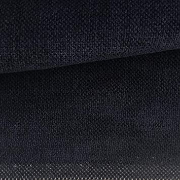 Tela de tapicería lisa - Chenilla - Tacto suave aterciopelado ...