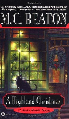 A Highland Christmas (Hamish Macbeth Mysteries, No. 16)