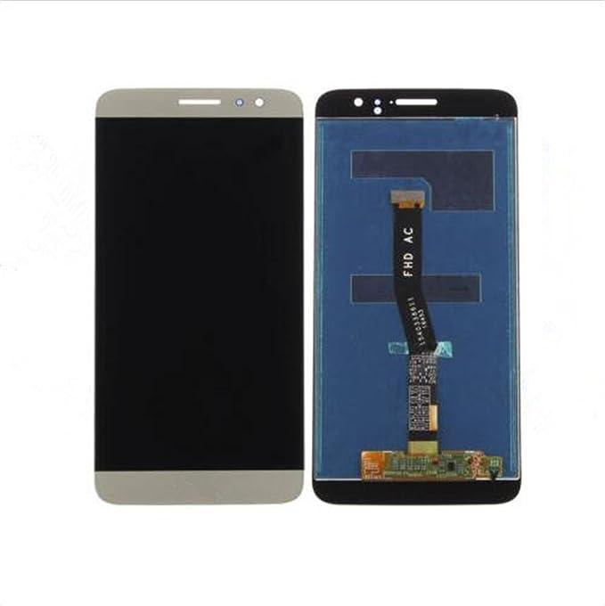 for huawei Huawei Nova Plus Display im Komplettset LCD Ersatz Für Touchscreen Glas Reparatur (Golden)