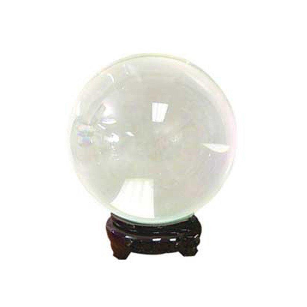 AzureGreen FCB614 95 mm. Clear Crystal Ball by AzureGreen