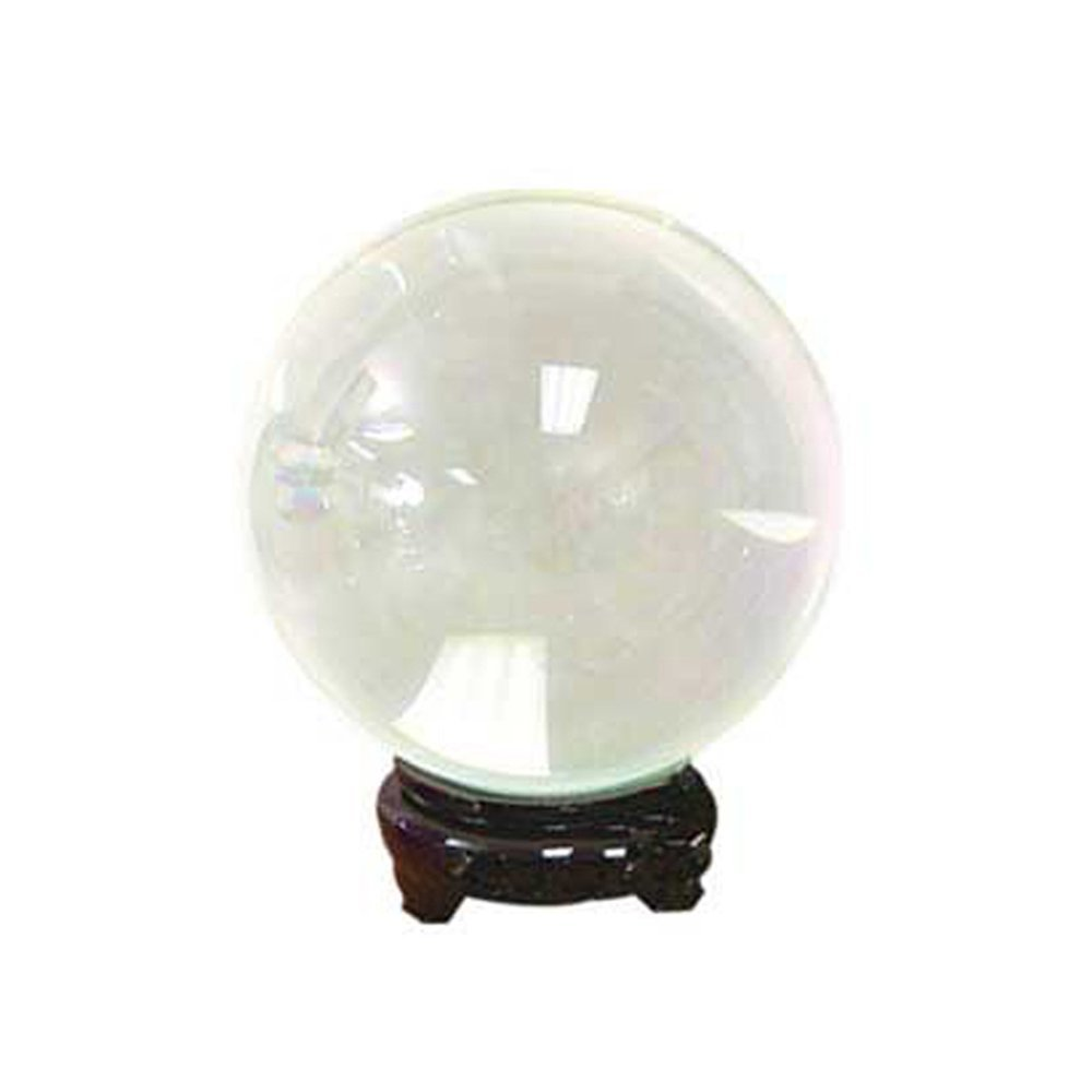 AzureGreen FCB614 95 mm. Clear Crystal Ball