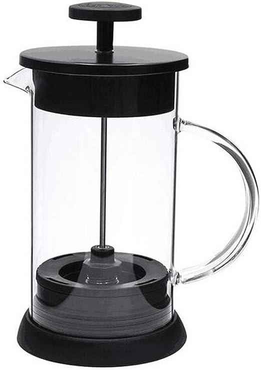 Liuhoulin Cafetera Prensa Mano Mano Cafetera Té Filtro de Agua ...