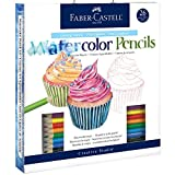 Faber-Castel Creative Studio Getting Started Art Kit, Watercolor Pencil