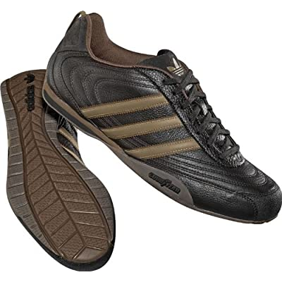 adidas goodyear brown