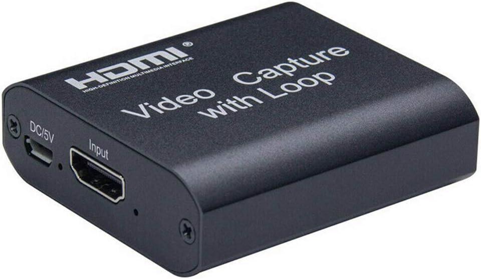iFormosa HDMI USB キャプチャーボード 4Kパススルー HDMI PS4 Switch Xbox One S ハードウェアエンコード IF-HDMICPBPS