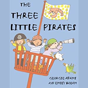 The Three Little Pirates Audiobook