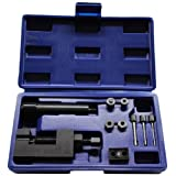 636 Distributing, Inc 990008 Heavy Duty Chain Cutter and Riveting Tool