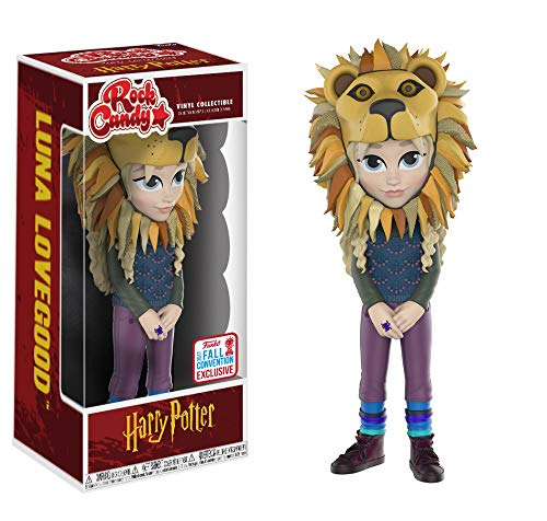 Rock Candy Funko NYCC Exclusive, Happy Potter Luna Lovegood, Limited Edition Fall New York Comic Con Convention Exclus