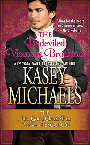 The Bedeviled Viscount Brockton cover