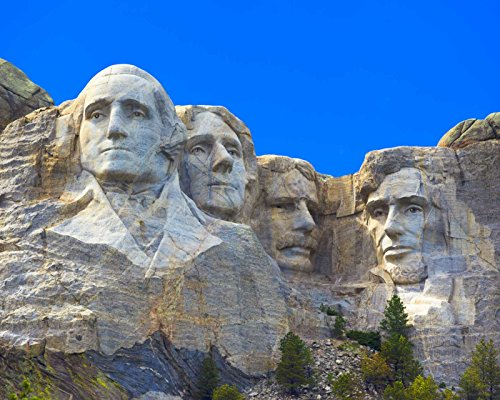 Mount Rushmore National Memorial 8 x 10/8x10 Glossy Photo Picture IMAGE #2