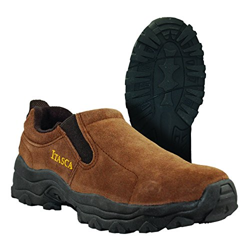 Image of Itasca Women's Suede Searay Shoe, Size 7 Hiking, Brown, 7 M US