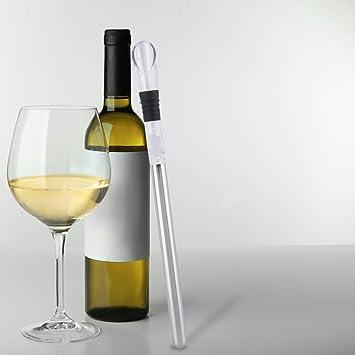 NutriChef PWCHLR10 - Varilla aireadora para botellas de vino ...