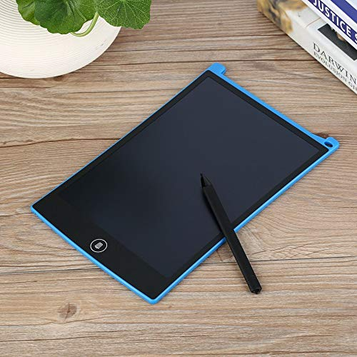 E.I.H. 8.5'' LCD Writing Tablet 8.5'' LCD eWriter Tablet Writting Drawing Pad Memo Message Board Notepad & Stylus Portable Board ePaper Handwriting Pad