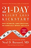 21-Day Weight Loss Kickstart, Neal Barnard, 0446583820