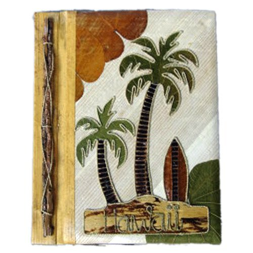 Photo Album Palm Tree - LG. PALM TREE W/SURFBOARD ALBUM