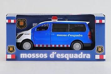 Furgon Mosso dEsquadra con sonido: Amazon.es: Juguetes y juegos