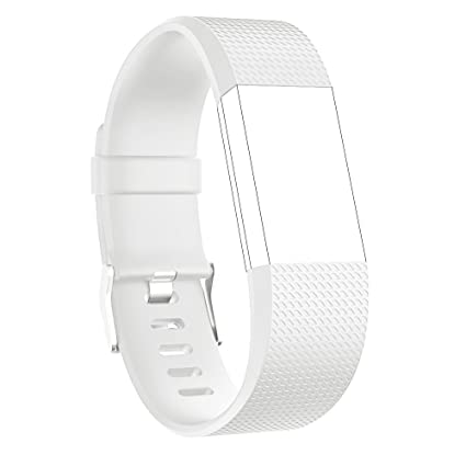 RedTaro Replacement Bands Compatible with Fitbit Charge 2, Bands for Fitbit  Charge 2 Small Large