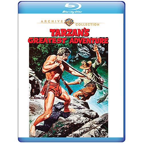 Tarzan's Greatest Adventure (1959) -