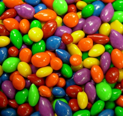 Sunbursts - Candy Coated Choc. Sunflower Seeds - 2 Lbs