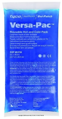 Amazon com: Versa-Pac Reusable Hot/Cold Pac by COVIDIEN: Beauty