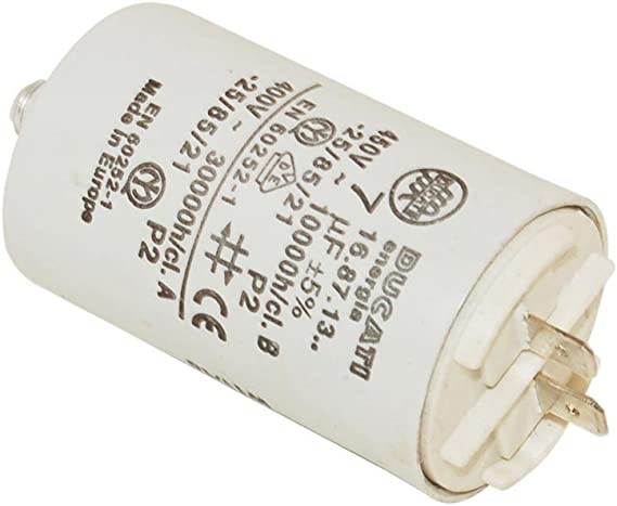 7UF 400V CAPACITOR Fits HOTPOINT CREDA CANDY TUMBLE DRYER