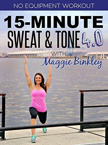 15-Minute Sweat & Tone 4.0 Workout