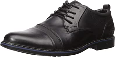 Skechers Bregman Selone, Zapatos de Cordones Oxford Hombre