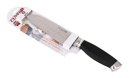 Compra Cuyfor Cuchillo Santoku en Amazon.es