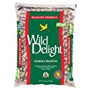 Wild Delight 379050 Wildlife Formula Inshell Peanuts, 5 Pounds