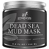 Art Naturals Dead Sea Mud Mask for Face, Body & Hair 8.8 oz, 100% Natural and Organic Deep Skin ...