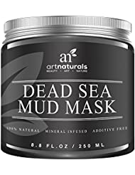 Art Naturals Dead Sea Mud Mask for Face, Body & Hair...