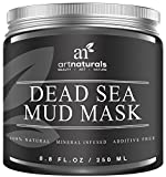 #8: Art Naturals Dead Sea Mud Mask for Face, Body & Hair 8.8 oz, 100% Natural and Organic Deep Skin Cleanser - Clears Acne, Reduces Pores & Wrinkles -Ultimate Spa Quality -Mineral Infused, Additive Free