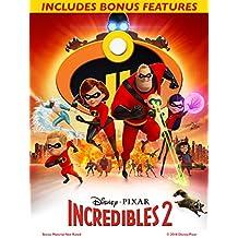 Incredibles 2 (With Bonus)