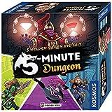 5-Minute Dungeon: für 2 - 5 Spieler ab 8 Jahren